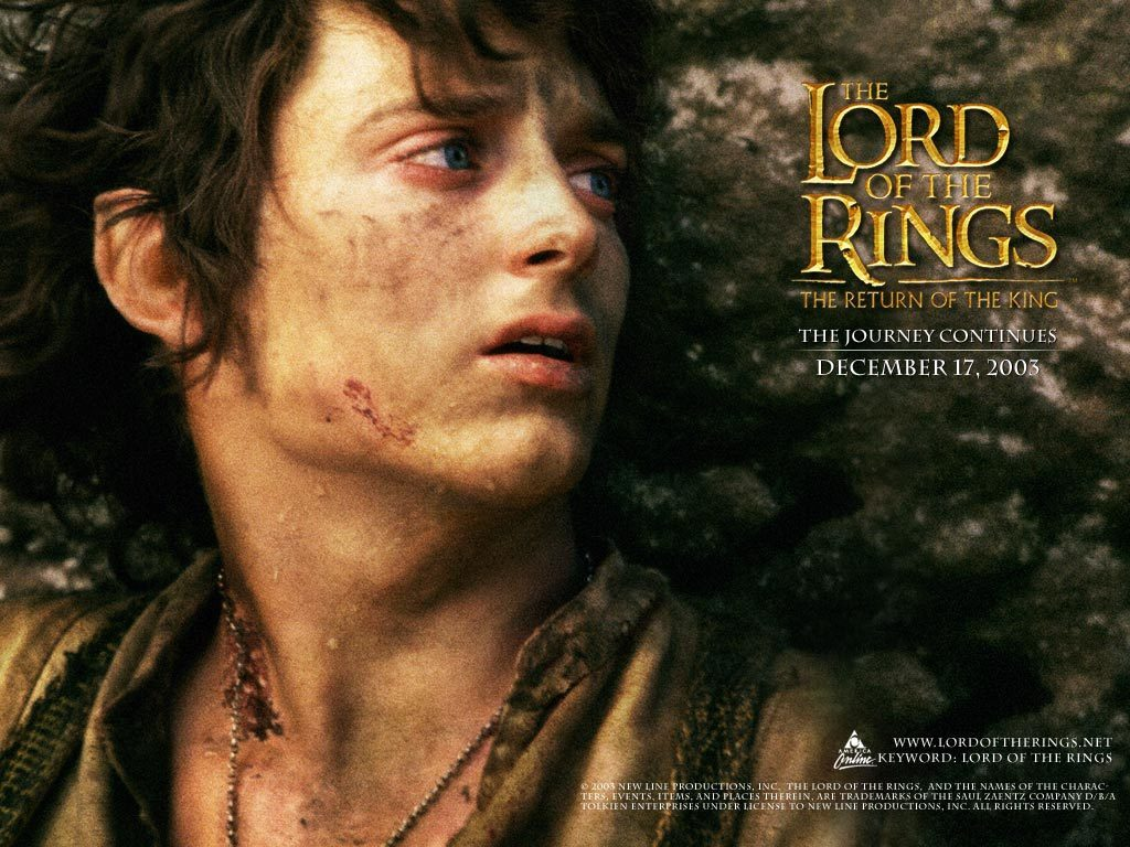the lord of the rings frodo In the lord of the rings, frodo and his companions traced a path across middle-earth, from the bucolic peace and quiet of the shire to the ash-filled plains and fiery chasms of mordor.