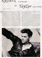 LOVE Magazine Scans - twilight-series photo
