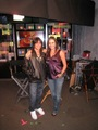 Laura Saltman with BooBoo Stewart  (seth) - anoucing he'll begin filming next month - twilight-series photo