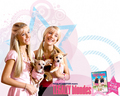 Legally Blondes Official Wallpaper - milly-and-becky-rosso wallpaper