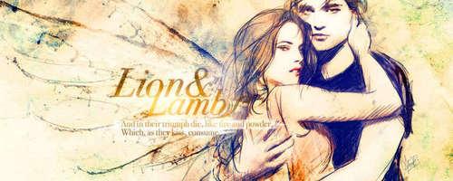 Lion & lam