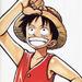 Luffy Salute