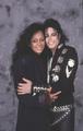 MJ <3 & Diana - michael-jackson photo