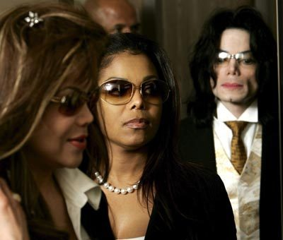 MJ <3 & Janet & LaToya