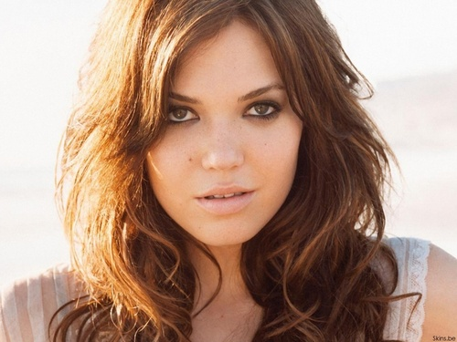 Mandy Moore wallpaper containing a portrait called Mandy Moore