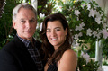 Mark and Cote de Pablo - mark-harmon photo