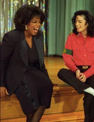 Michael & Oprah