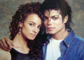 Michael & Tatiana - michael-jackson photo