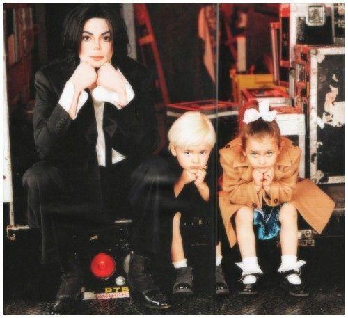 Michael & kids:)