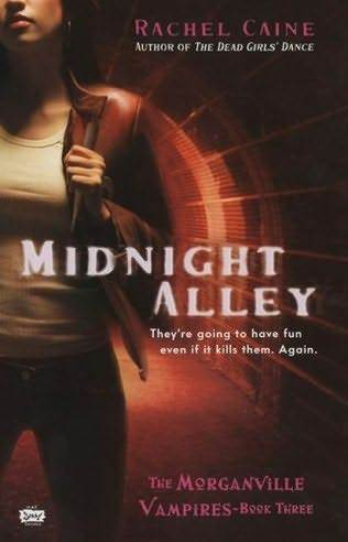 Midnight Alley bookcover