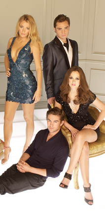 Blair & Chuck wallpaper with bare legs, a well dressed person, and a business suit entitled NJBC