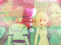 Namine form the MANGA with Roxas <3