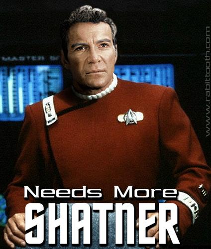 Needs और Shatner