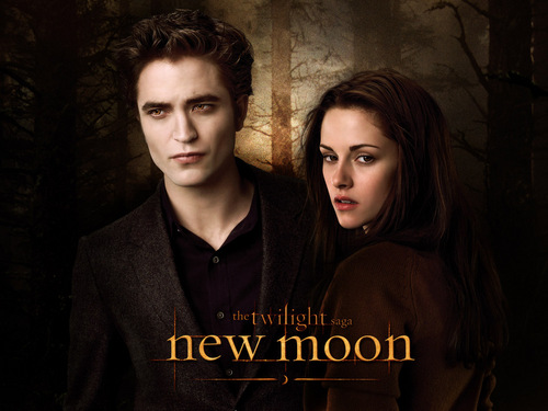New Moon HD দেওয়ালপত্র FullScreen