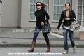 Nikki and Elizabeth Leaving private New Moon screening - twilight-series photo