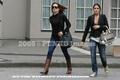 Nikki and Elizabeth Leaving private New Moon screening - twilight-series photo