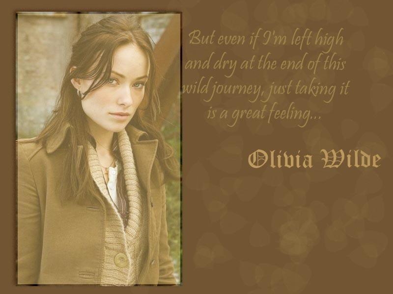 Olivia Wiled Fanart