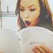 Olivia reading house script xD