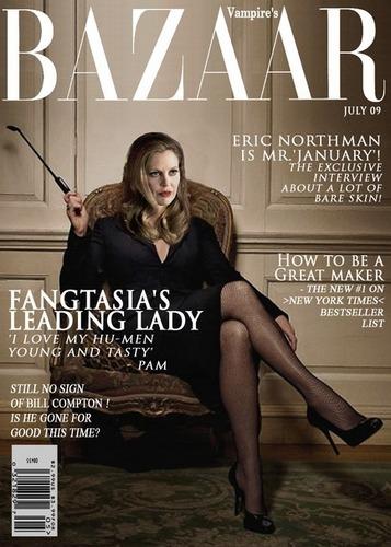 Pam's Bazaar Cover