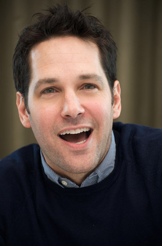 Paul Rudd at I 爱情 你 Man Press Conference