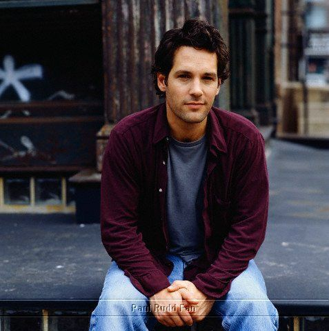 Paul Rudd wallpaper probably with a strada, via and a sign called Paul Rudd