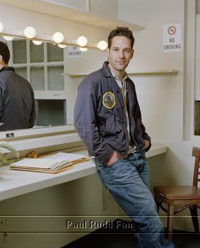 Paul Rudd wallpaper probably with a workwear, an outerwear, and long trousers called Paul Rudd