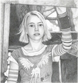 Pencil Portraits - annasophia-robb fan art
