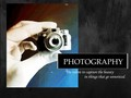 Photography - photography wallpaper