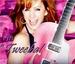 Pink Guitar! - reba icon