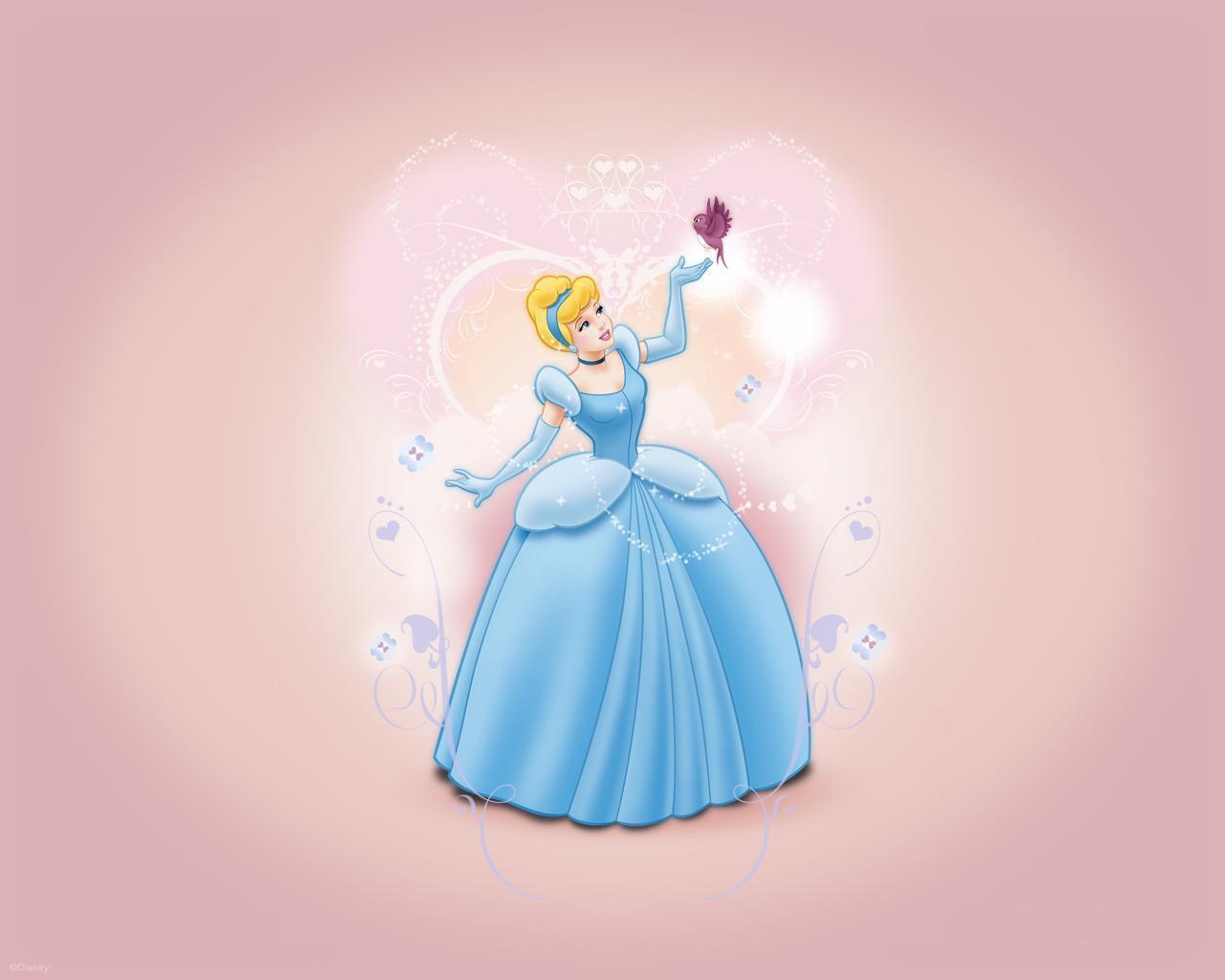 مكتبة ضخمة من صور ورمزيات اميرات ديزني Princess-Cinderella-disney-princess-7737371-1280-1024