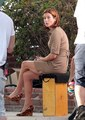 Private Practice - Set Photos