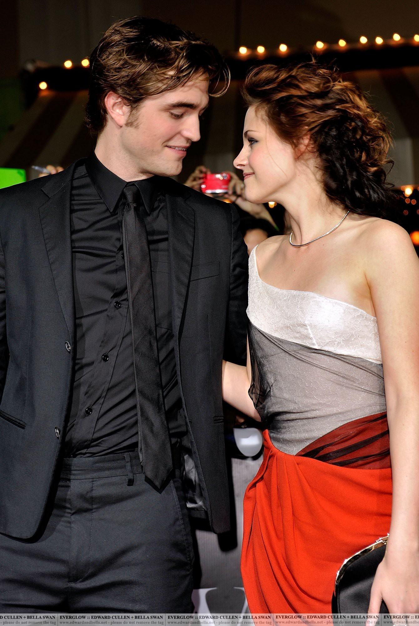 Really old Robsten moment <3