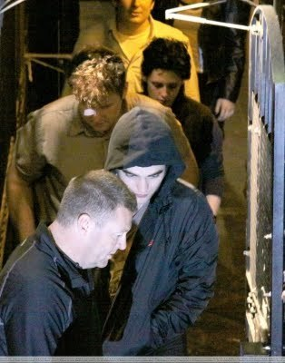 Rob/Kristen out