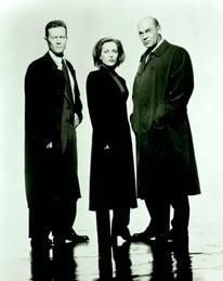 Robert, Gillian, and Mitch