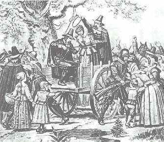 Salem Witch Trails
