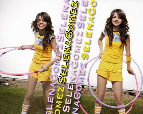 Selena Gomez Hintergrund