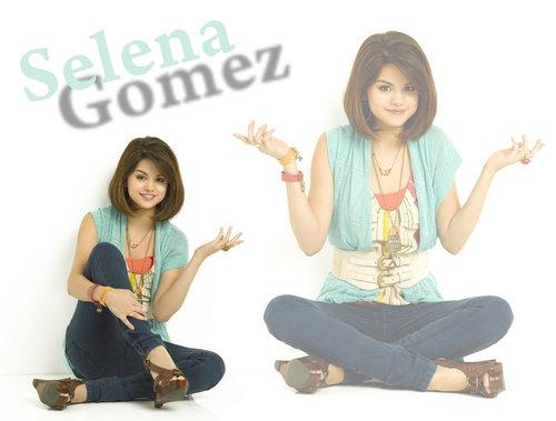Selena Gomez 壁纸