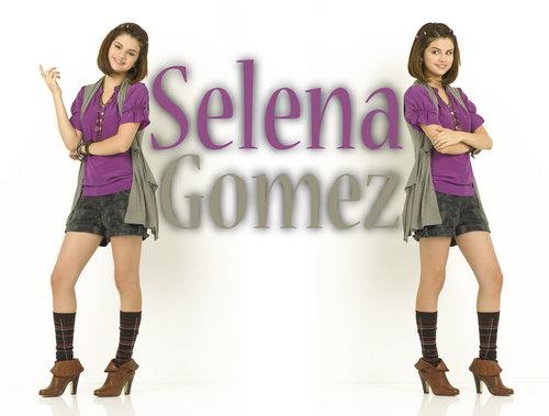 Selena Gomez 壁紙