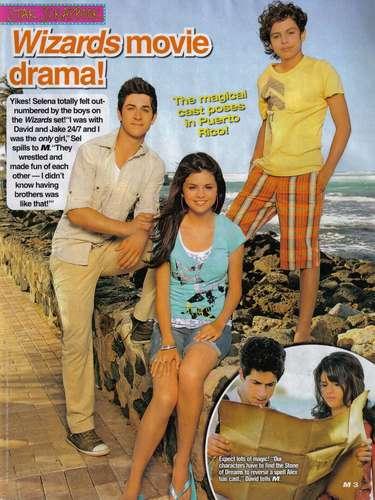 Selena Gomez - magazine pictures