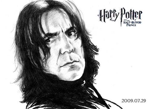 Severus Snape - HP6