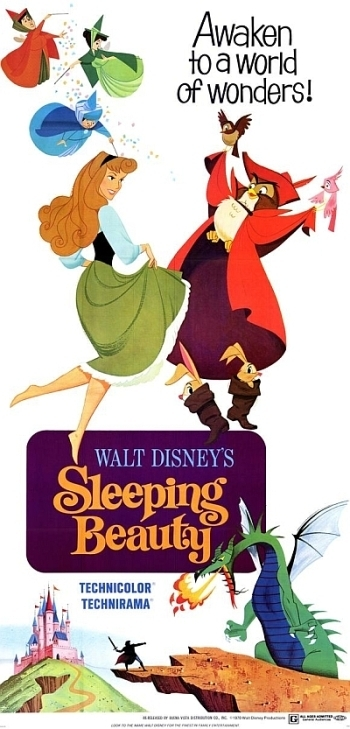 Sleeping Beauty Movie Poster - Sleeping Beauty Fan Art ...