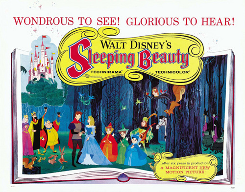 Sleeping Beauty images Sleeping Beauty Movie Poster ...