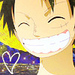 Smiley Luffy