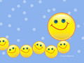 Smiley Wallpaper - keep-smiling wallpaper