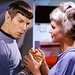Spock&Christine - The Naked Time - spock-and-christine-chapel icon
