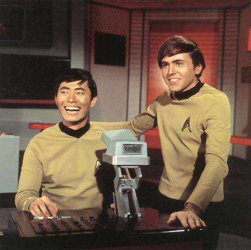 ster Trek Cast