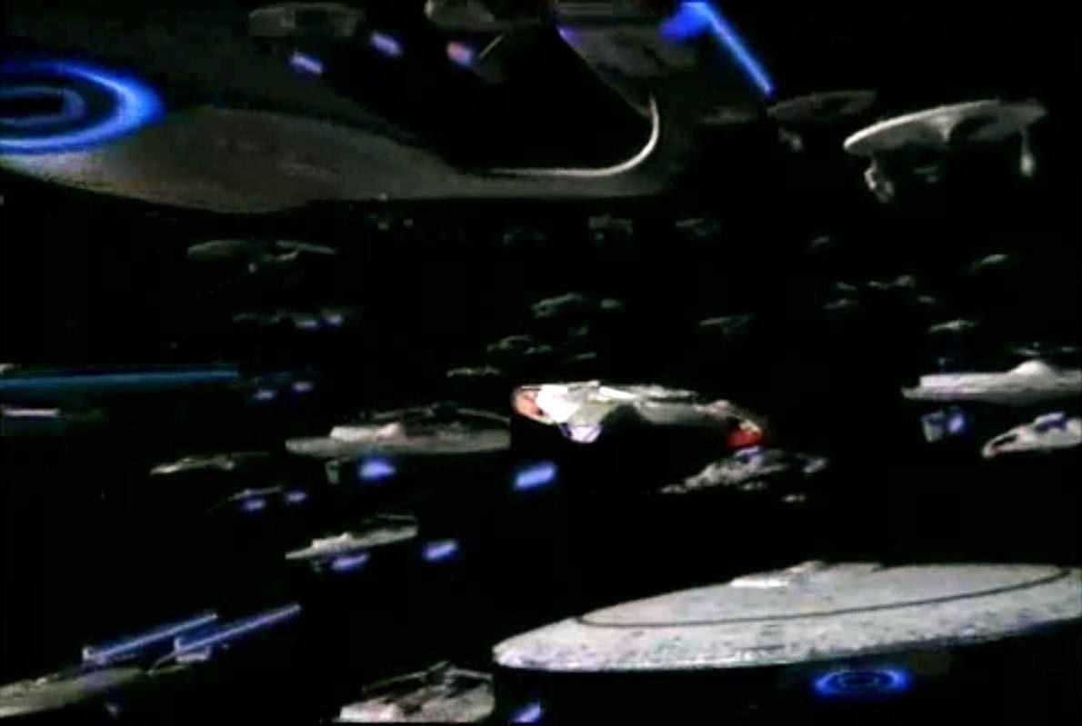 তারকা Trek DS9