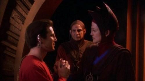 星, つ星 Trek DS9