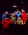 Star Trek TOS cast - star-trek-the-original-series photo