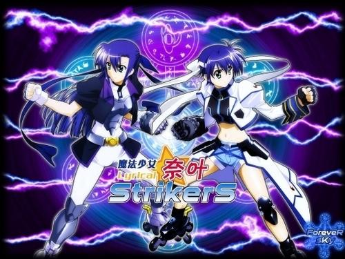 Subaru and Ginga